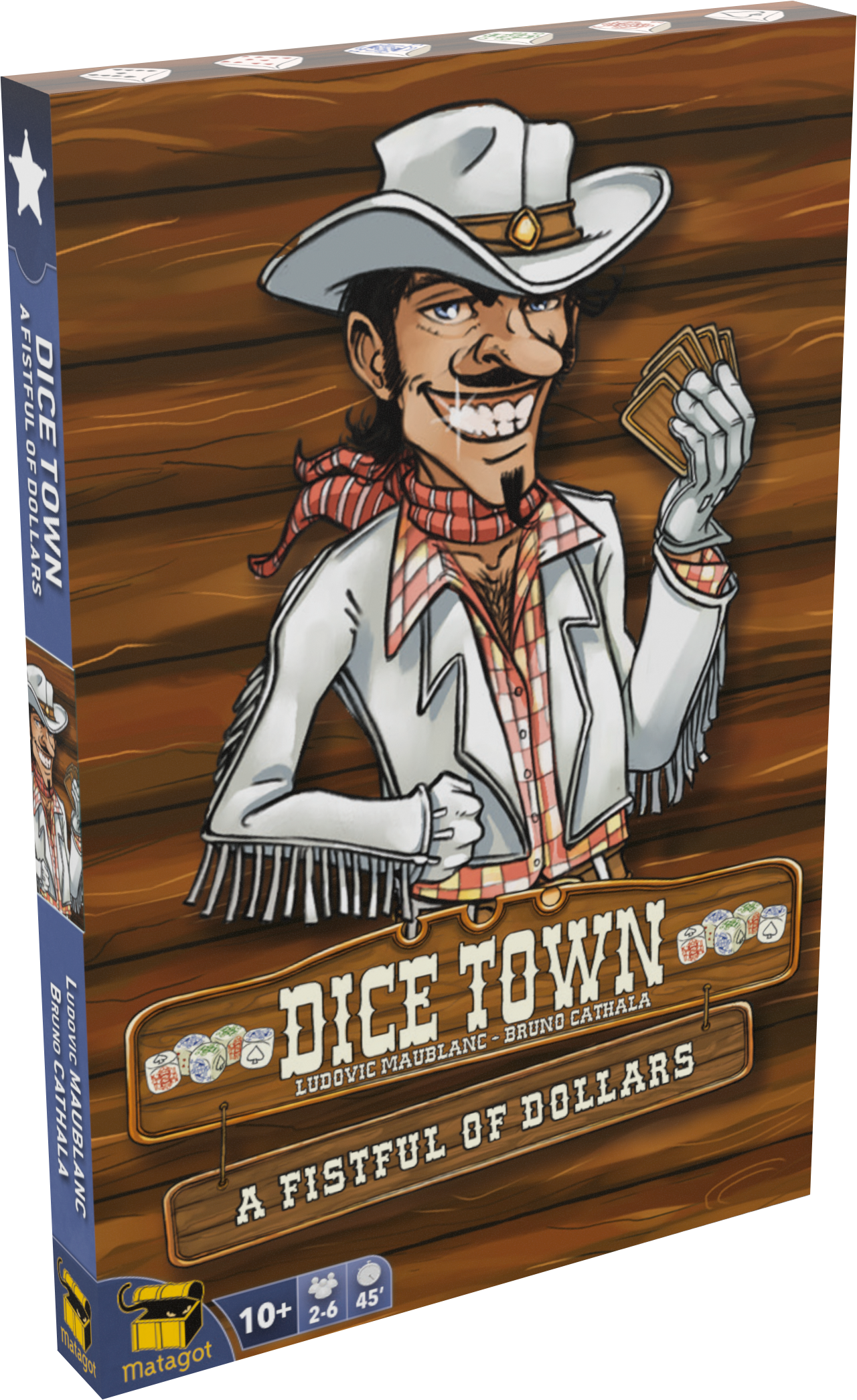 DICE TOWN - A fistful of dollars