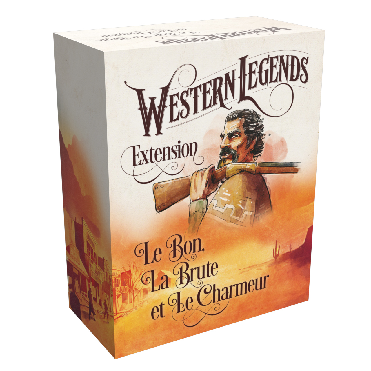 WESTERN LEGENDS : The good, The Bad ant the Handsome