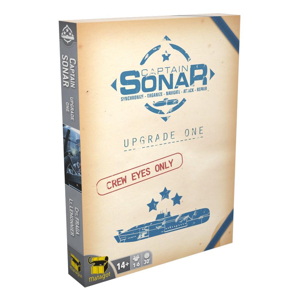 Captain Sonar: Upgrade 1 - Matagot Games