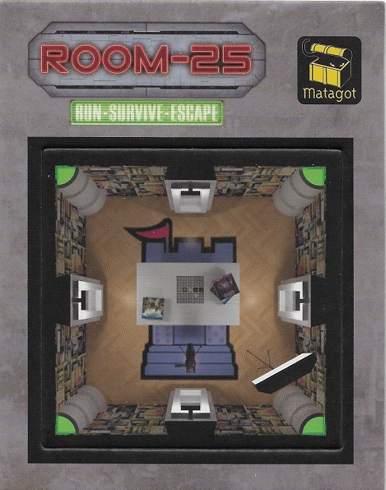 ROOM 25 - Dice Tower