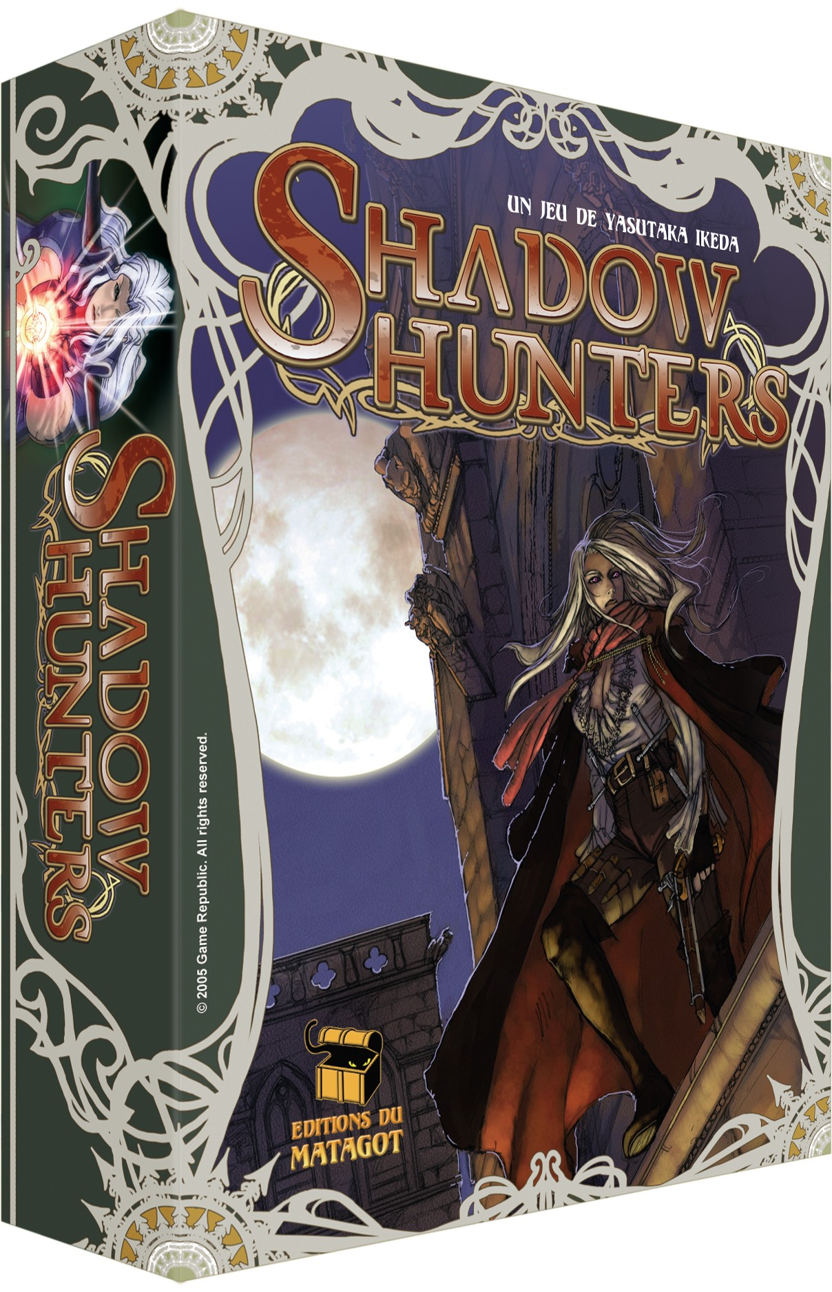 SHADOW HUNTERS