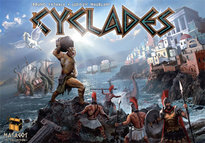 Cyclades (T.O.S.) -  Matagot Games