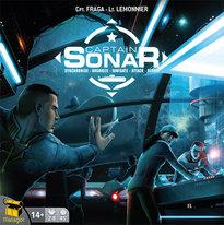 Captain Sonar - Matagot Games
